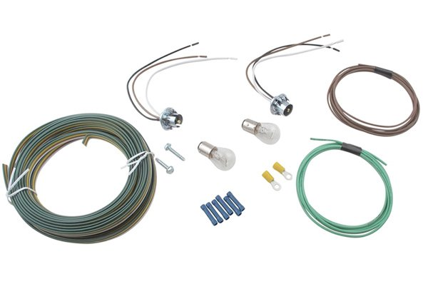 blue ox tail light wiring kit  blue  free engine image for