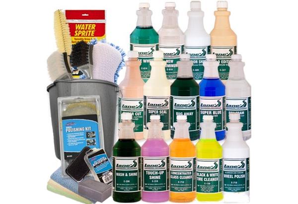 Lane 39 S Car Detailing Kit Lane 39 S Complete Car Cleaning Kit
