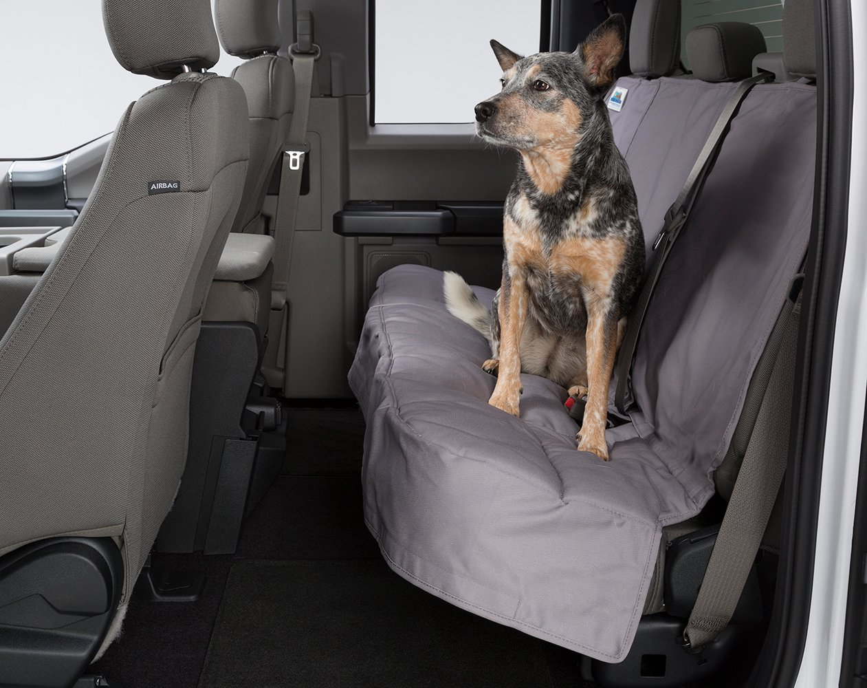 Canine Covers Custom Rear Seat Protector Free Shipping