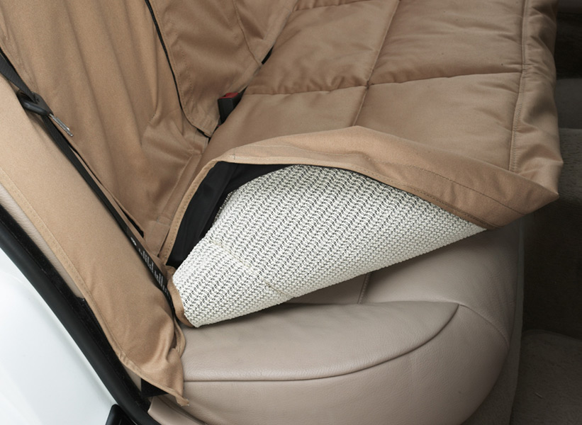 Canine Covers Custom Rear Seat Protector