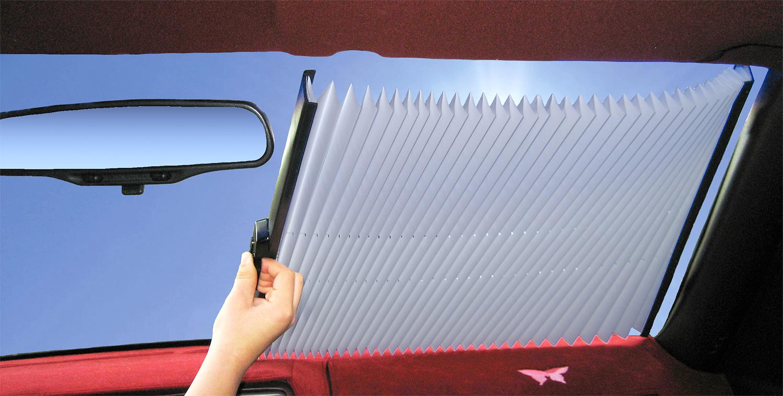 Car Sun Shade: Dash Designs The Shade Sun Shade For Camry