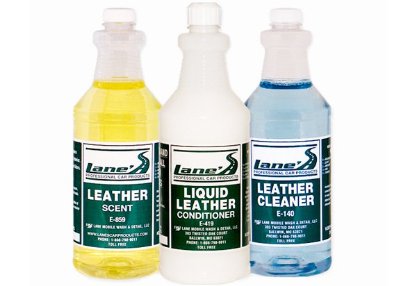 Lane's Leather Care Kit