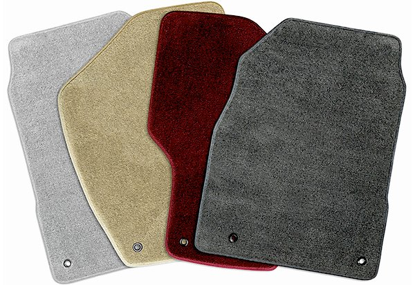 Dash Designs Endura Floor Mats