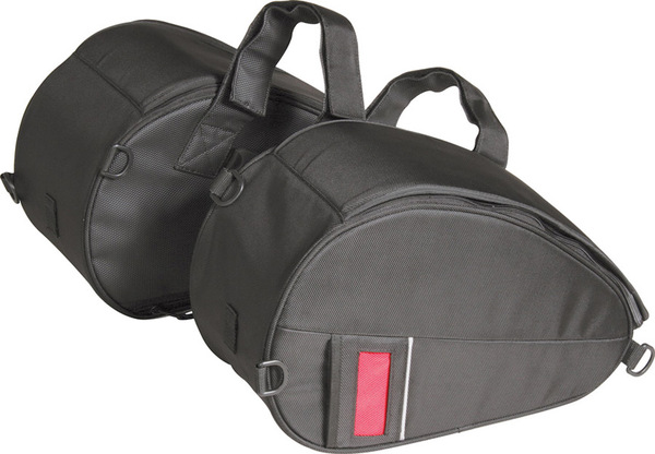 DowCo Fastrax Deluxe Series Saddle Bags