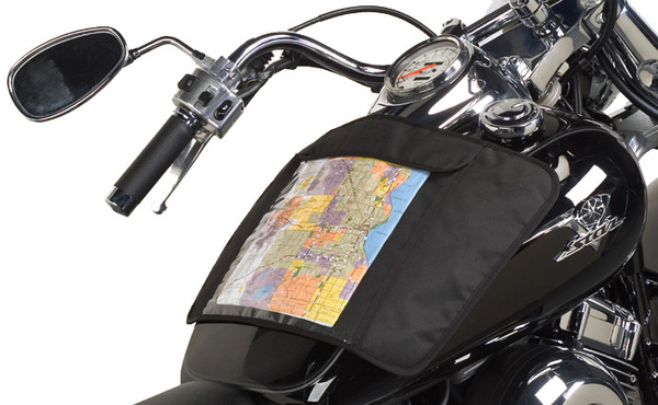 DowCo Iron Rider Map Pocket