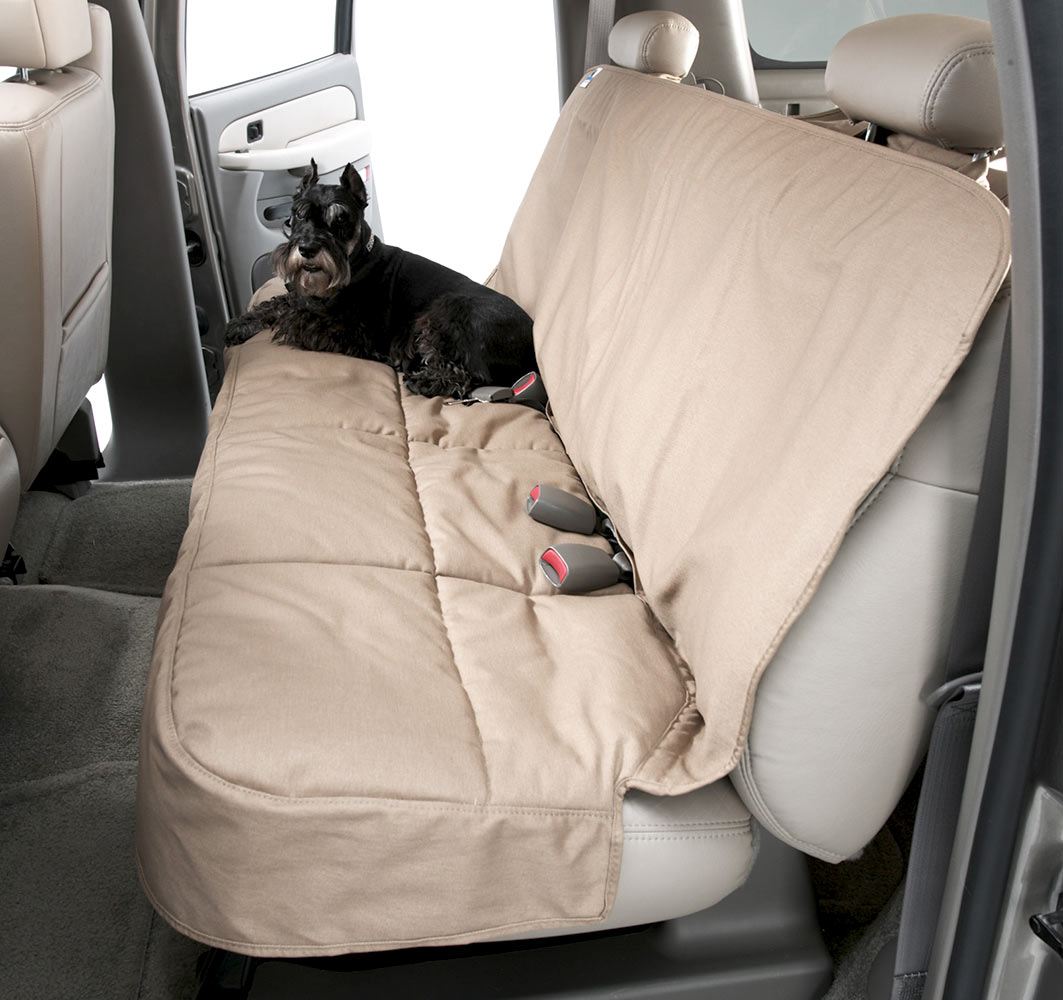 Canine Covers Rear Seat Protector Dog Rear Seat Protectors