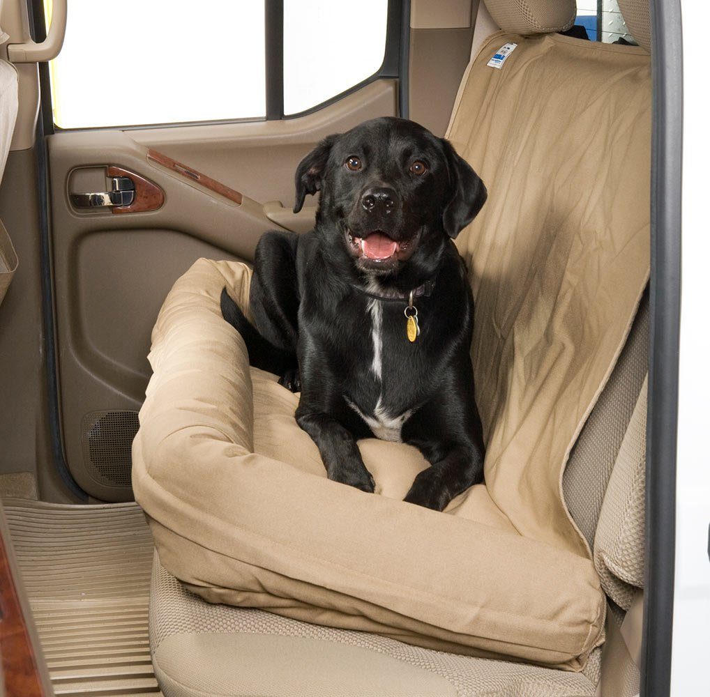 Canine Covers Back Seat Dog Bed Canine Covers Rear Seat