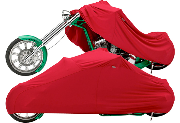 Covercraft Form-Fit Indoor Motorcycle Cover
