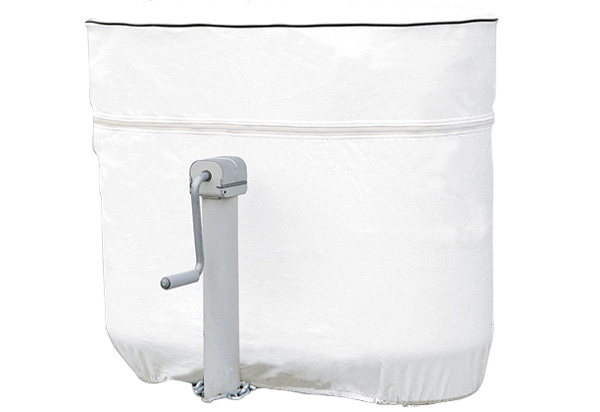 Expedition Propane Tank Cover