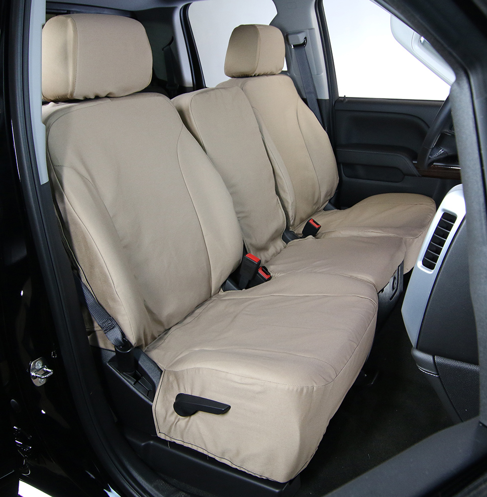 Saddleman Canvas Car Seat Covers Saddleman Canvas Seat Cover