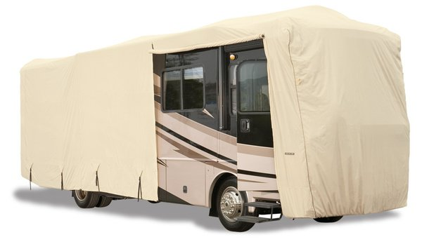 GoldLine RV Cover