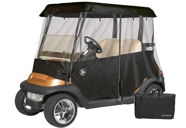 Greenline Gleb04 Drivable Golf Cart Enclosure