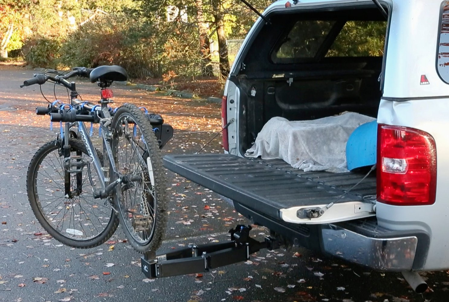 Advantage Glideaway Bike Rack