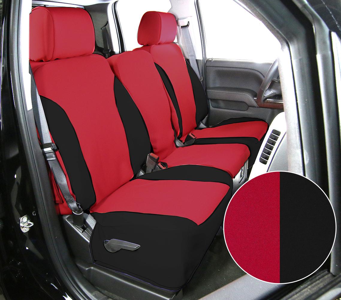 2002 2003 isuzu rodeo sport saddleman neoprene seat covers for Garage seat nevers