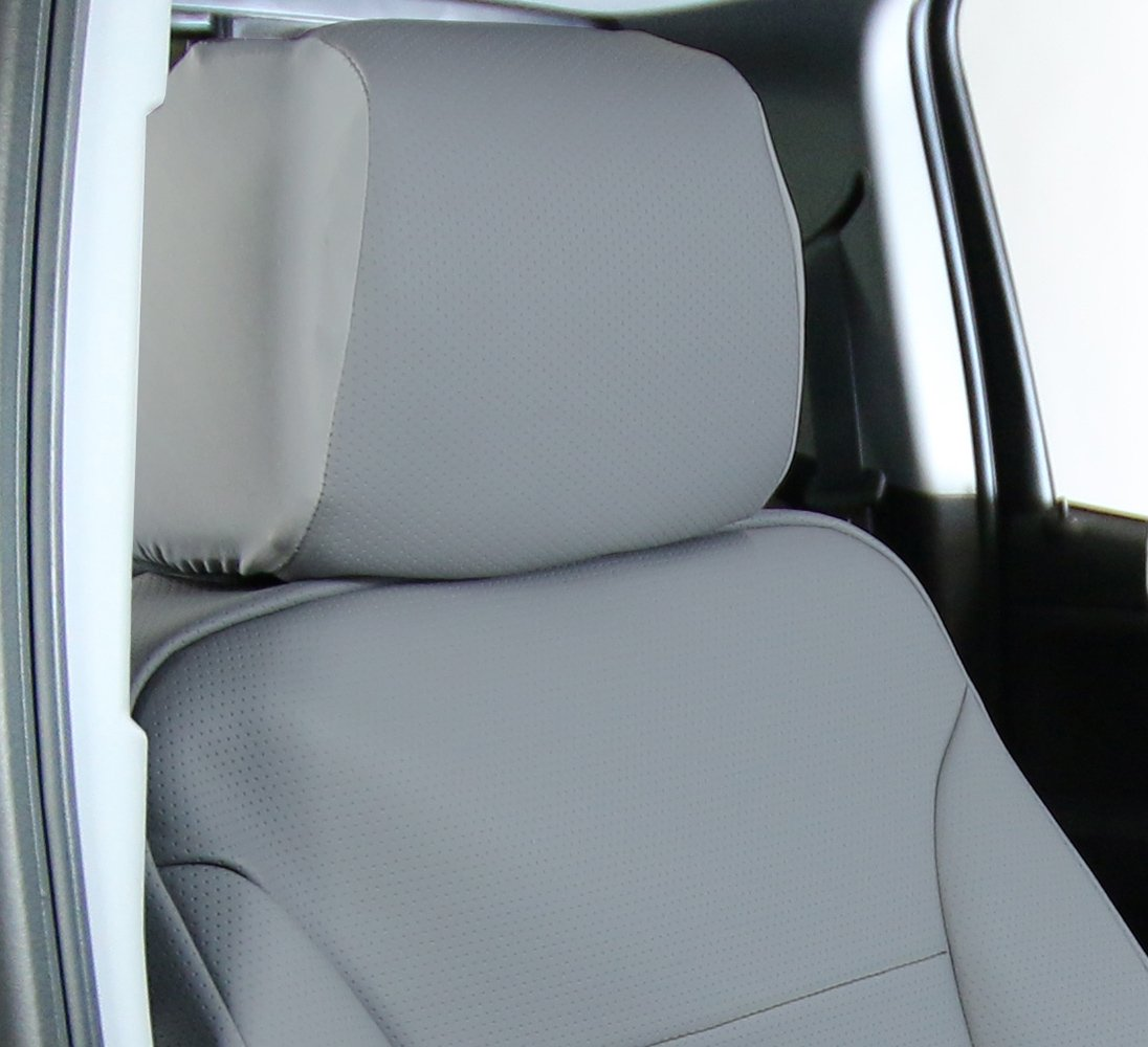 Saddleman Leatherette Seat Covers