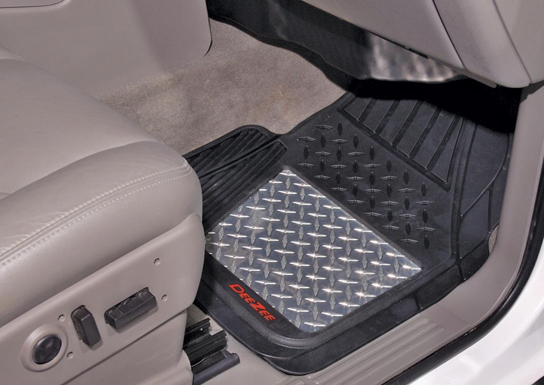 Rubber floor mats infiniti qx56 - Dee Zee All Weather Floor Mats
