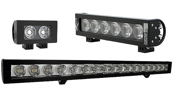 Vision X Reflex LED Light Bar