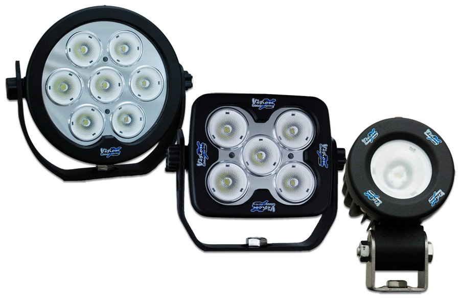 Our Second Solstice >> Vision X XIL-SP540 Off-Road Light - AutoAccessoriesGarage.com