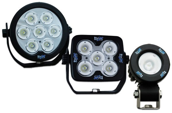 Vision X Solstice Prime LED Off-Road Light