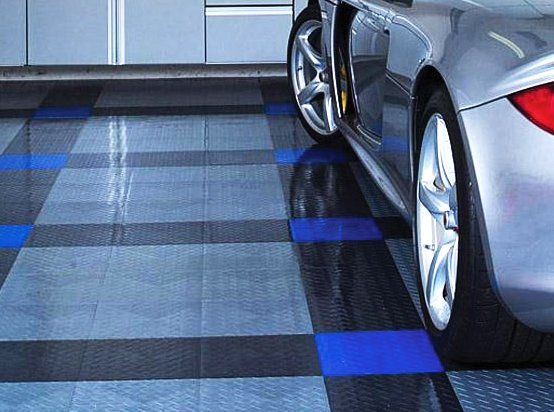 Racedeck rdbge 20 diamond garage tiles for Garage md auto