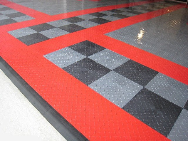 Racedeck Garage Flooring Racedeck Garage Floor Tiles