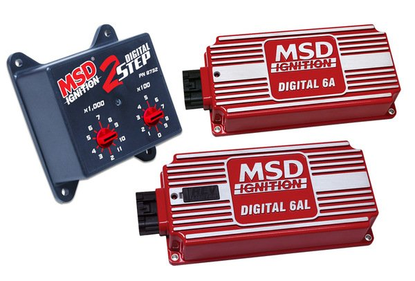 MSD Digital Ignition Control