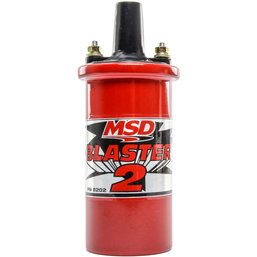 MSD Blaster Ignition Coil, MSD Blaster Performance Coil