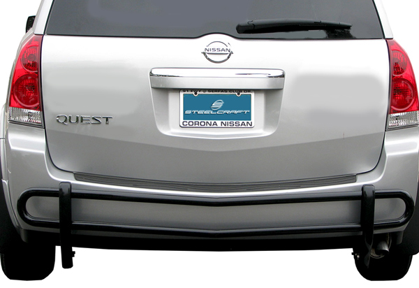 Steelcraft Rear Bumper Guard