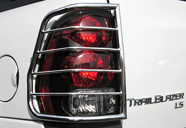 Steelcraft Tail Light Guards 33250