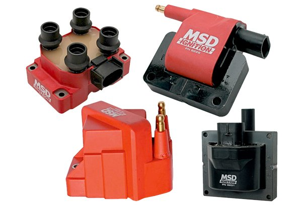 MSD Replacement Ignition Coil