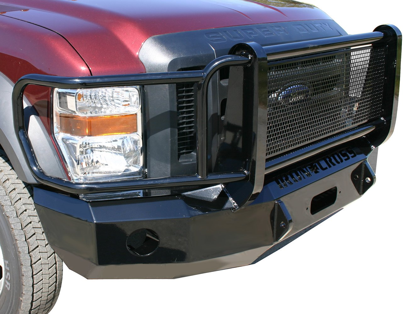 Shop Iron Cross Bumpers Made In The Usa Free Shipping