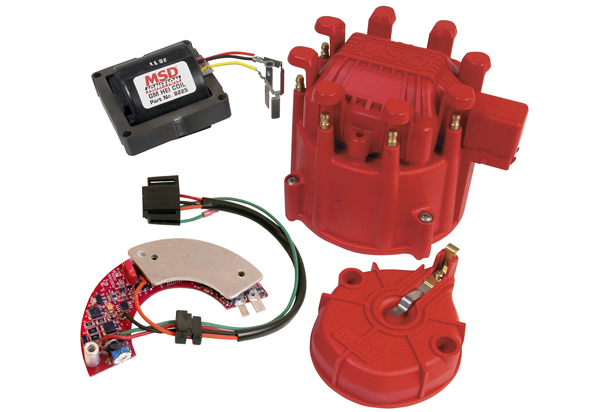 MSD HEI Distributor Upgrade Kit
