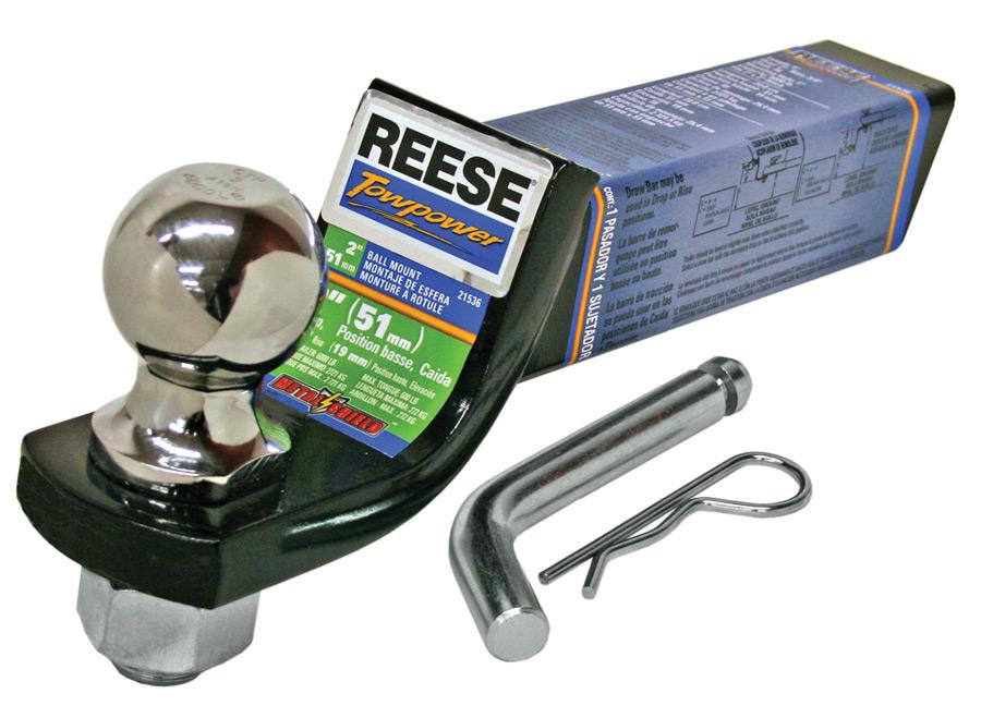 Reese Towing Starter Kit Reese Towing Hitch Kit
