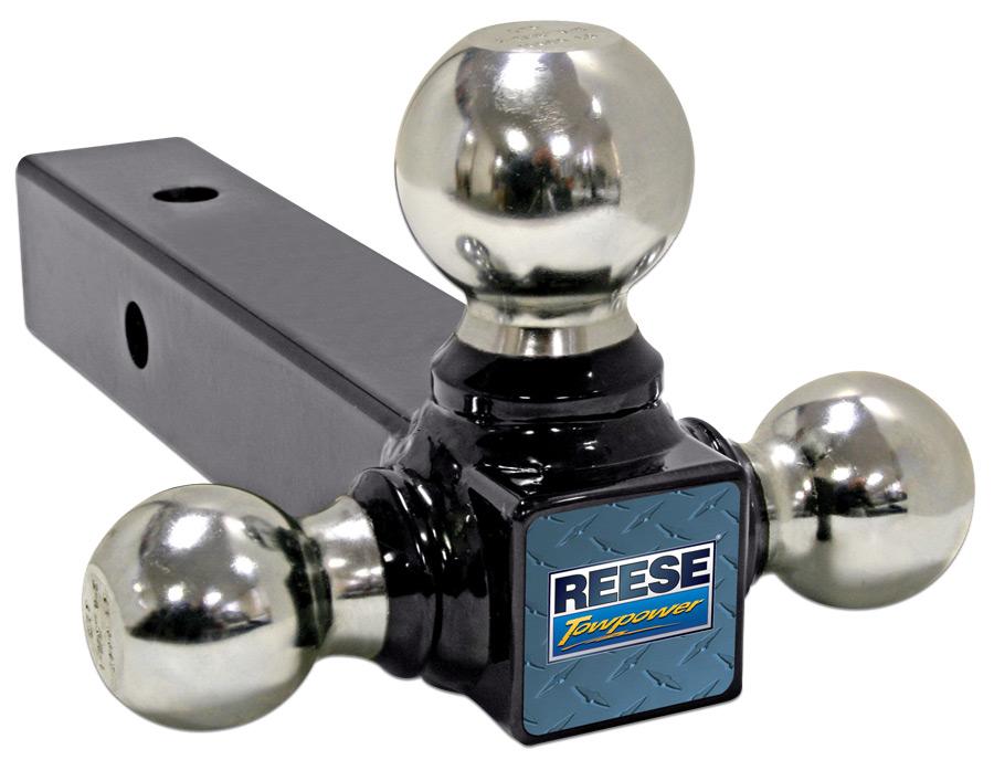 Reese Tri-Ball Mount, Reese Dual Ball Mount