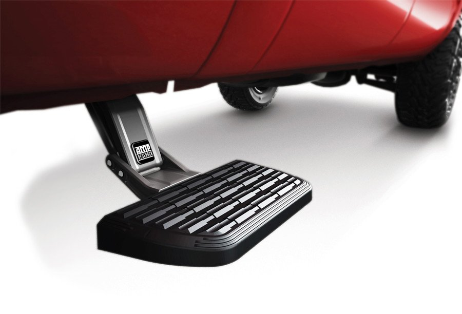 2007-2014 Chevy Silverado AMP Research Bed Step 2 - AMP ...