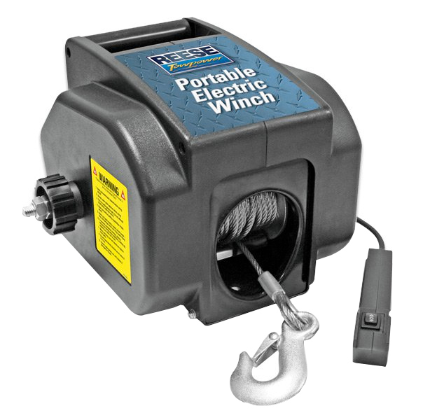 Reese 7033600 Portable Electric Winch