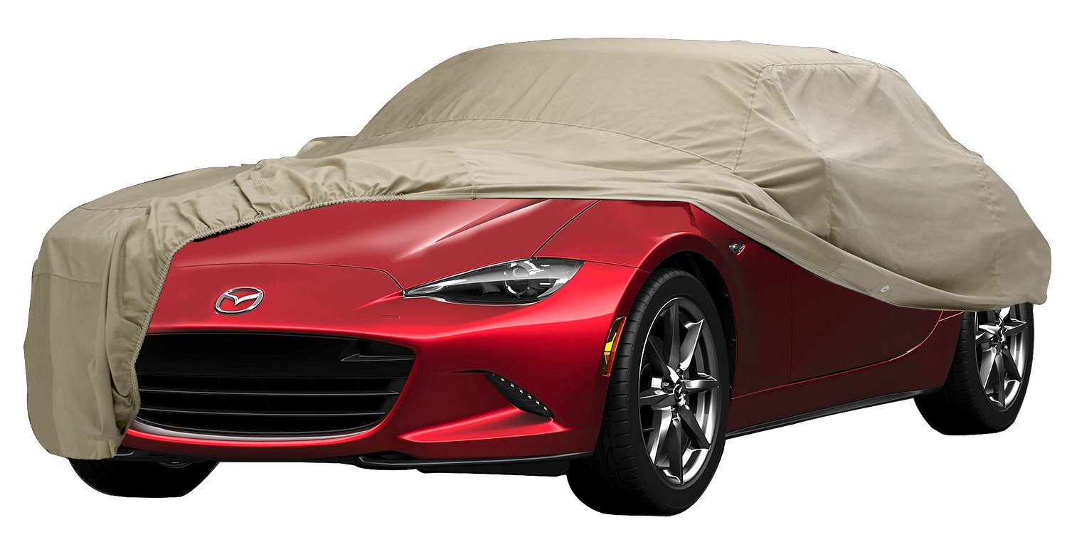 Flannel Lined Car Covers