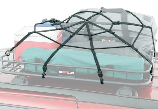 Rola Cargo Net Rola Flat Strap Roof Rack Cargo Net