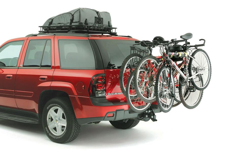 Highland Hitch Mounted Bike Carrier Hitch Mount Bike Rack