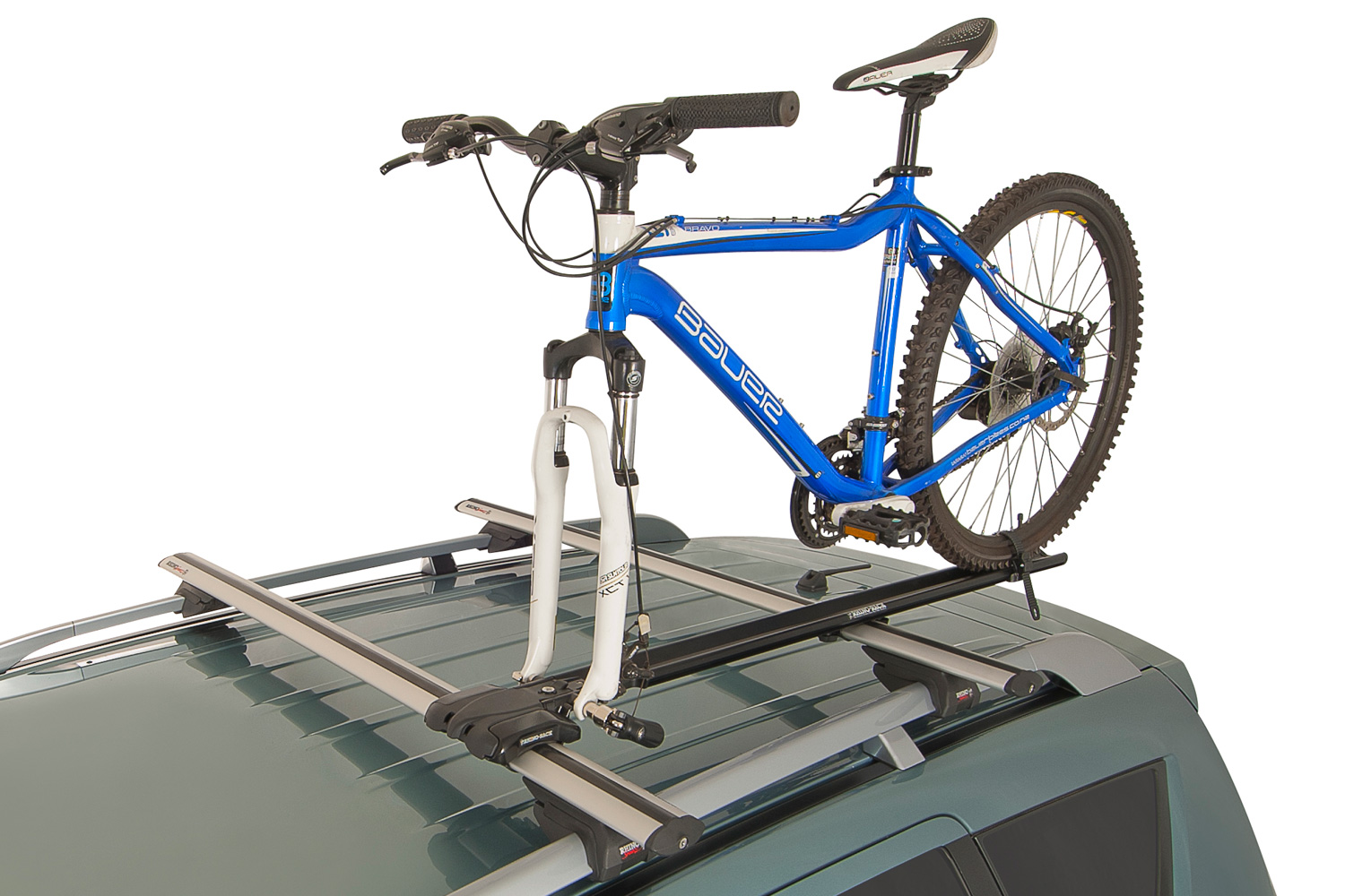 Rhino Rack Mountaintrail Bike Carrier Roof Bicycle Rack