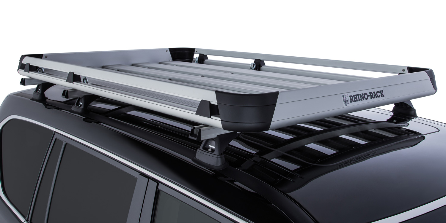 Rhino Rack Alloy Cargo Carrier Rhino Rack Luggage Rack