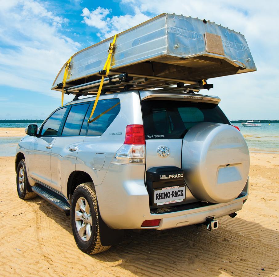 Rhino Rack Side Loader Rhino Rack Boat Loader