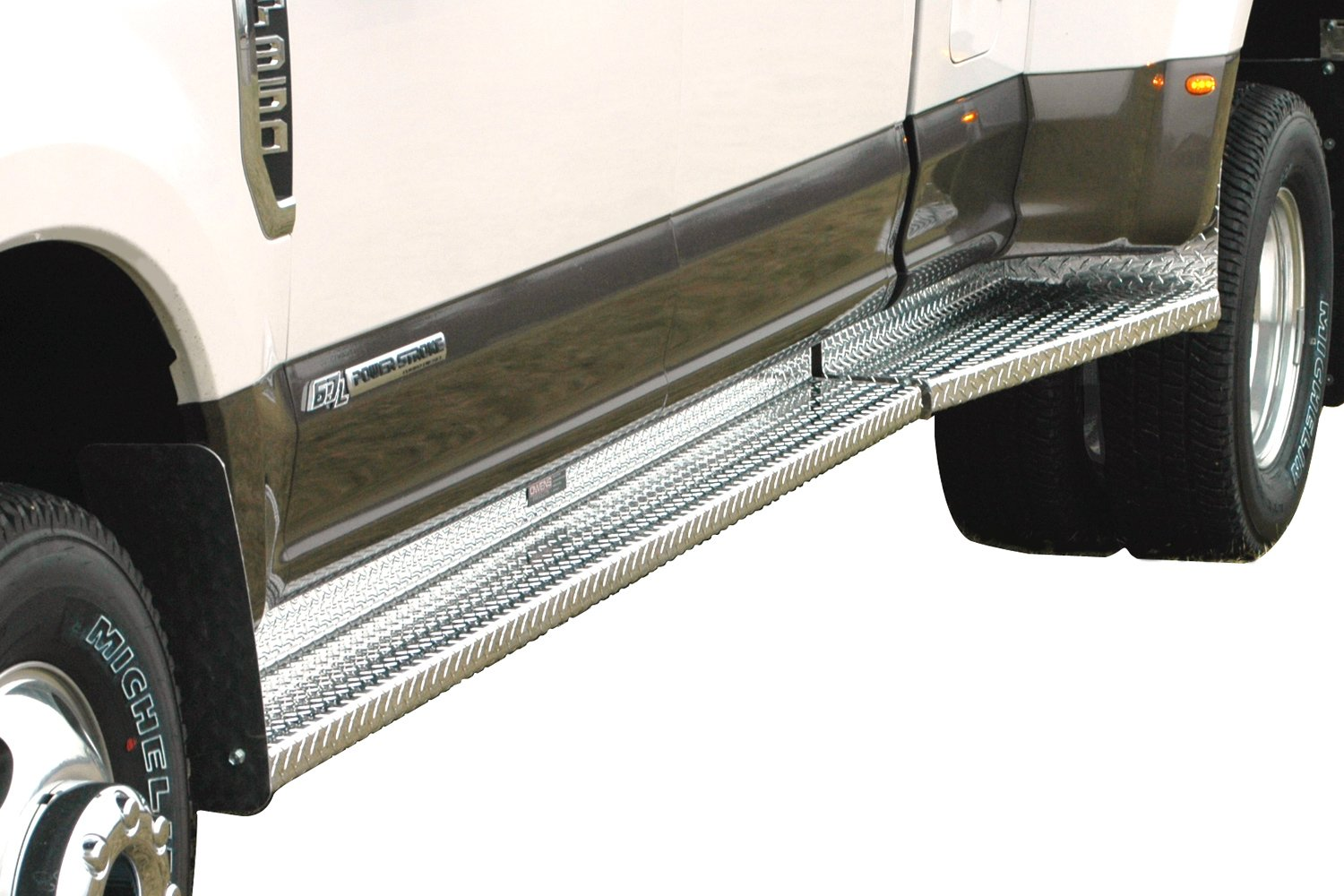 Owens Classicpro Truck Bed Running Boards For F 150