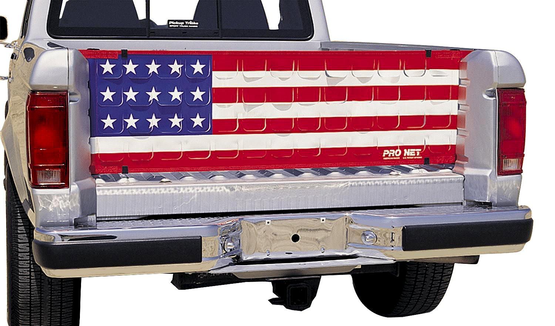 American Flag Tailgate Net, Covercraft Pro Flow Truck Bed Net