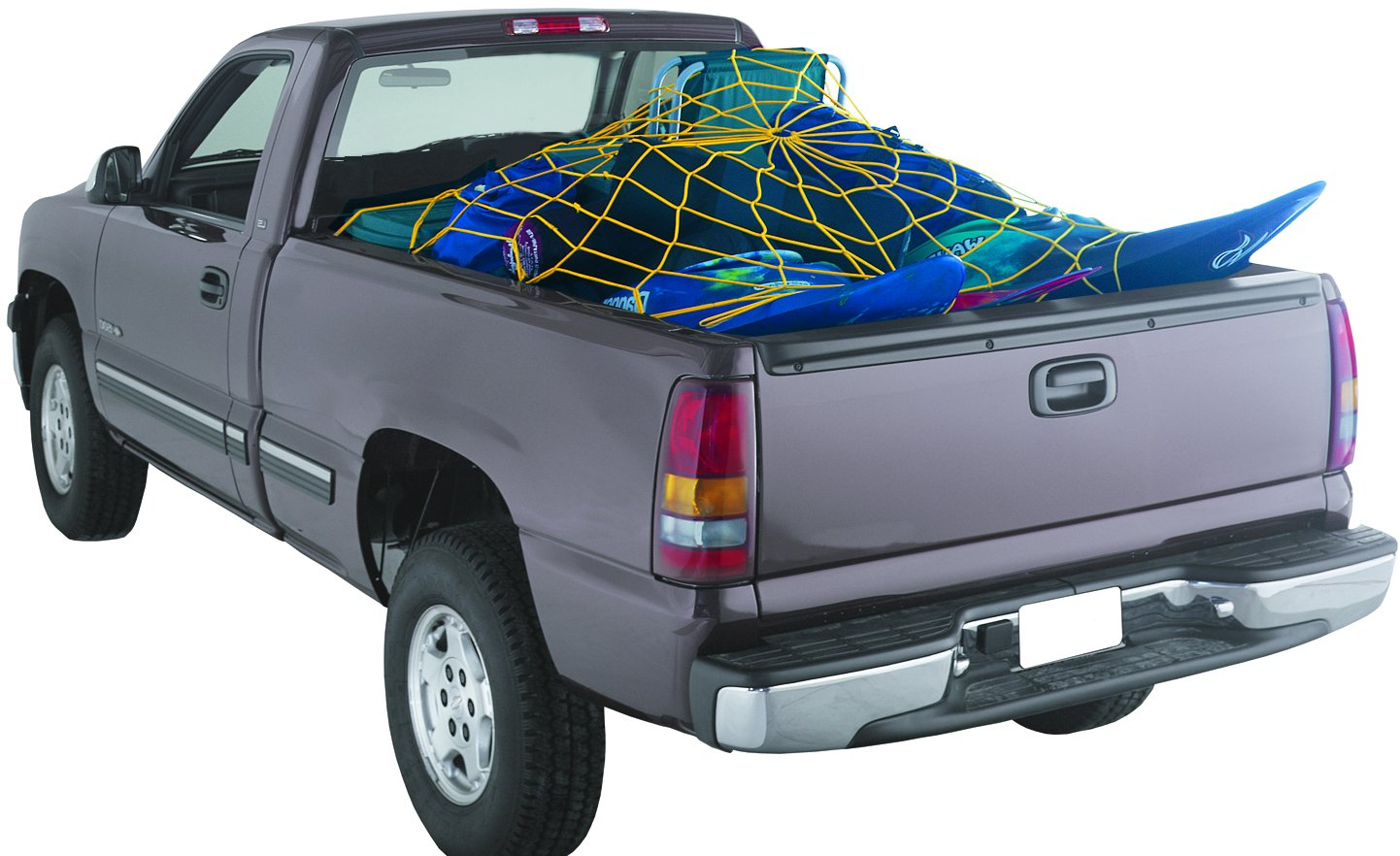 Spidy Gear Webb Truck Bed Net