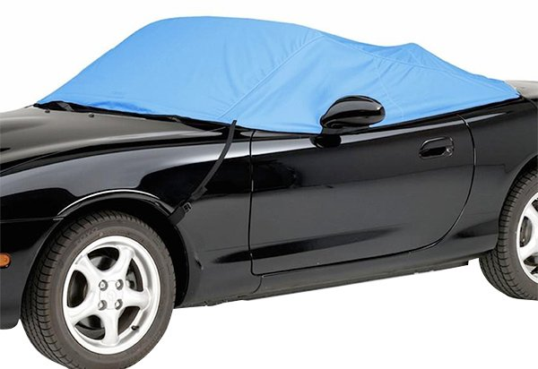 Green Covercraft Custom Fit WeatherShield HP Series Convertible Interior Cover