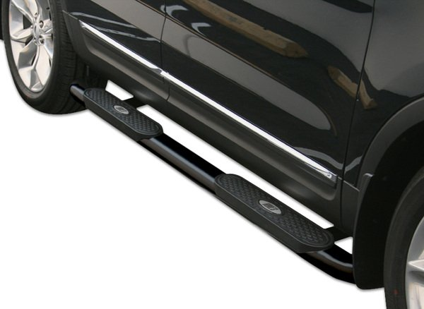 Aries Stealth Oval Nerf Bars