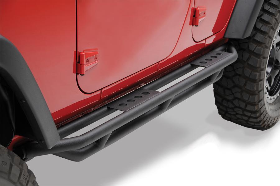 Smittybilt Src Wrangler Side Steps Jeep Side Armor Nerf Bars