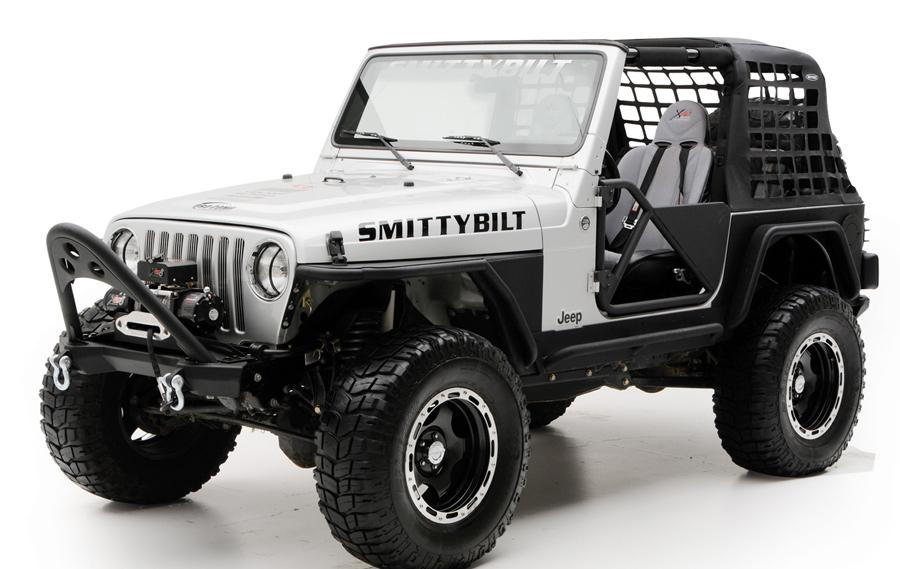 Smittybilt Xrc Rear Bumper >> Smittybilt XRC Stinger Bumpers, Jeep Stinger Bumper