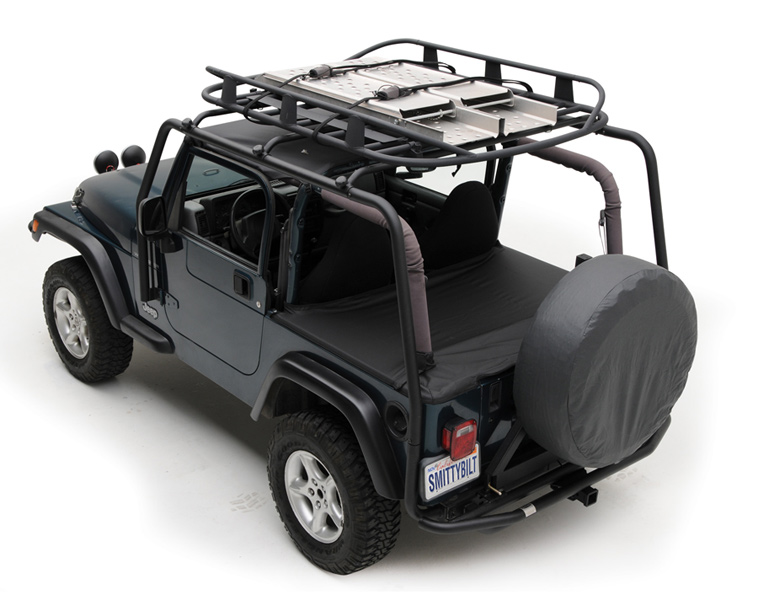 Smittybilt Src Roof Rack Free Shipping On Wrangler
